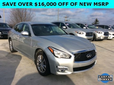 Certified Pre-Owned 2015 Infiniti Q70 3.7X AWD