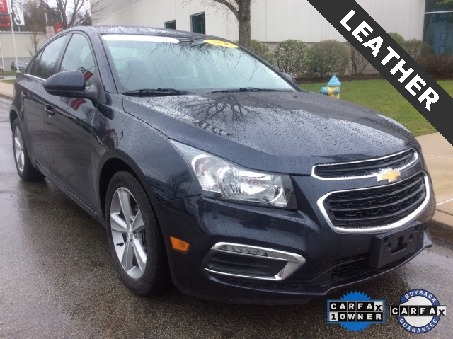 certified pre owned 2016 chevrolet cruze limited 2lt 4d. Black Bedroom Furniture Sets. Home Design Ideas